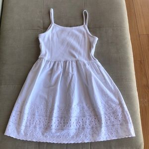 Girls Hanna Andersson summer, size 5 (110)
